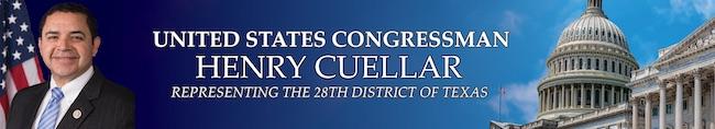 Representative Henry Cuellar
