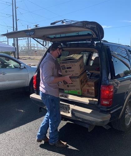 Laredo Regional Food Bank