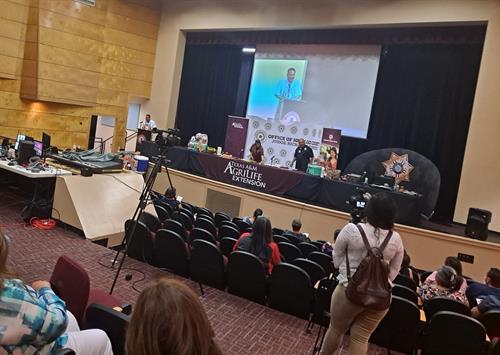 AgriLife Seminar