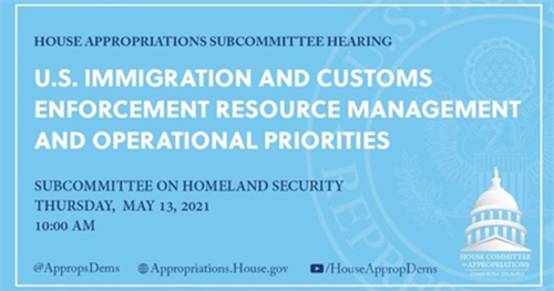 Approps ICE hearing