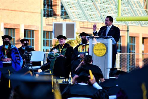 Laredo College Graduations